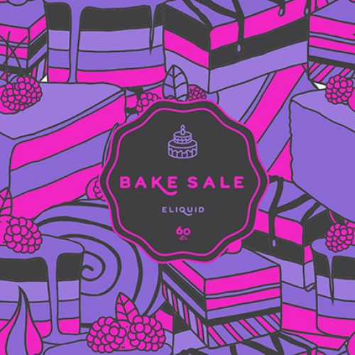 Bake Sale Purple