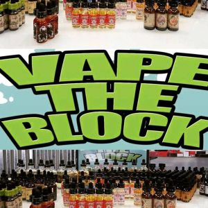 Vape The Block 2015